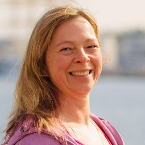Speaker - Steffi Kinter | Yoga für die Lebensfreude und Selbstliebe